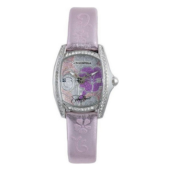 Ladies' Watch Chronotech CT7094SS-13 (30 mm)