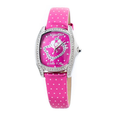 Ladies' Watch Hello Kitty Chronotech CT7094SS-42 (30 mm)