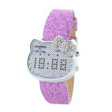 Ladies' Watch Hello Kitty Chronotech CT7104L-05 (40 mm)