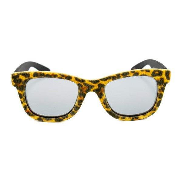 Ladies' Sunglasses Italia Independent 0090V-GIA-000 (ø 52 mm)