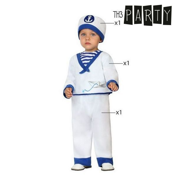 Costume for Babies Sailor (3 Pcs)