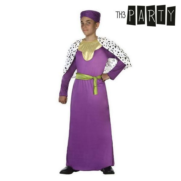 Costume for Children Wizard king balthasar (4 Pcs)