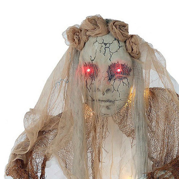 Hanging decoration Zombie bride (183 Cm)