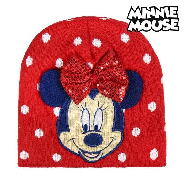 Hat Minnie Mouse 74350 Red