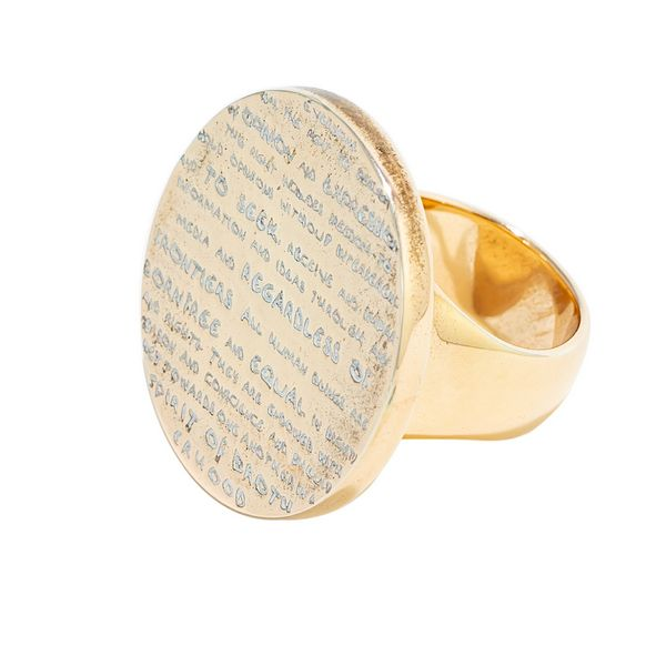Ladies' Ring Demaria DMHRA004-R