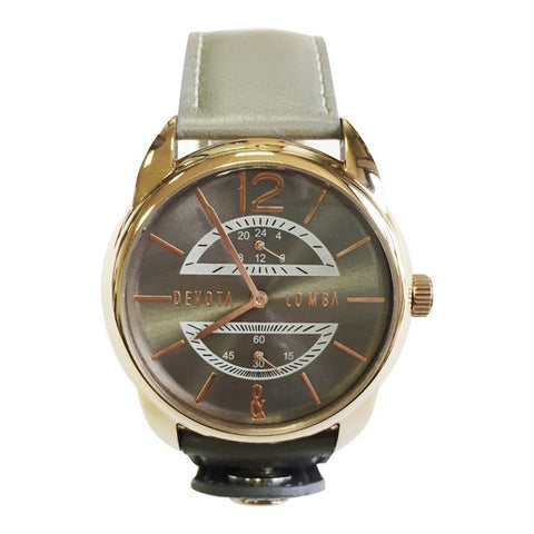 Men's Watch Devota & Lomba DL009MMF-03GRGREY (42 mm)