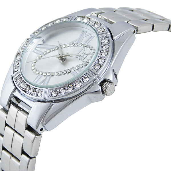 Ladies' Watch Devota & Lomba DL011W-01WHITE (37 mm)