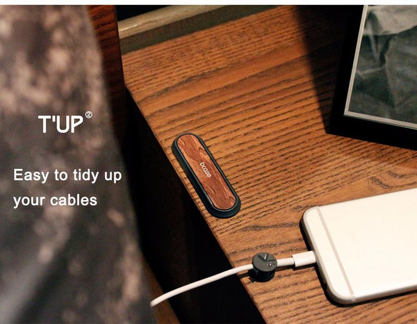 Magnetic Cable Organizer