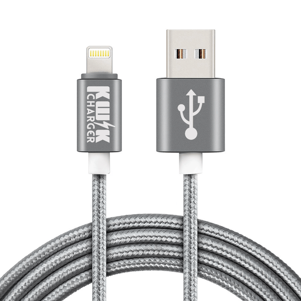 [3-Pack] Kwik Eternal USB Cable