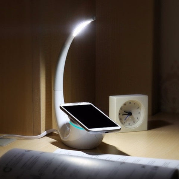 The Elysium Smart Charging Lamp