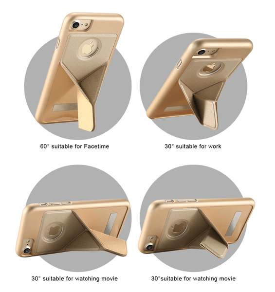 Magnetic Suction Bracket iPhone Case