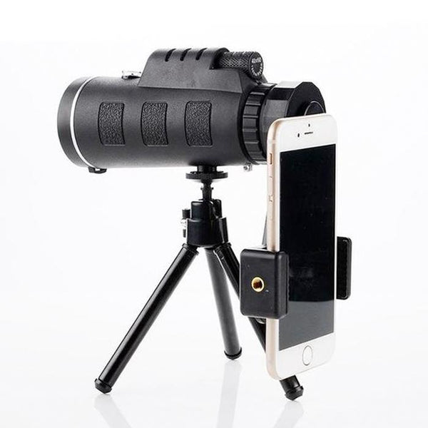 40X Telescope Camera Lens For Any Smartphone