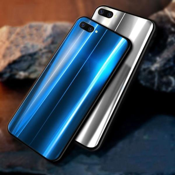 Radiant Tempered Glass iPhone Case