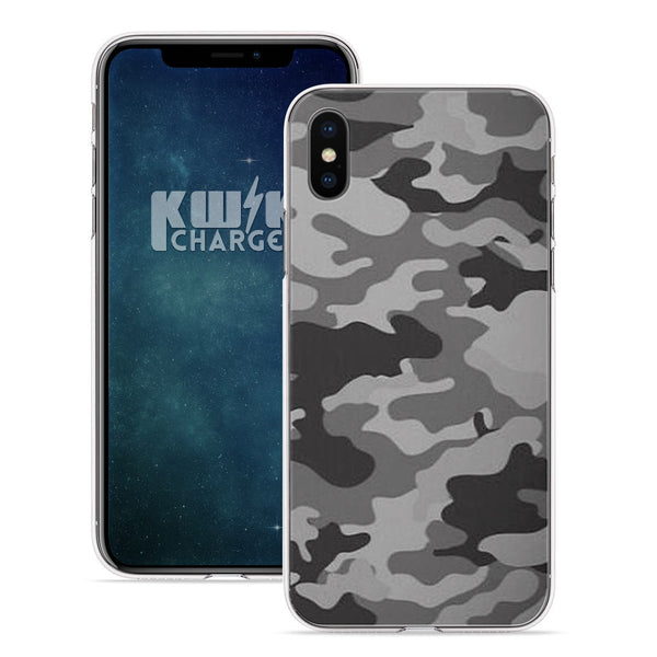 Camouflage Classic Case For iPhone