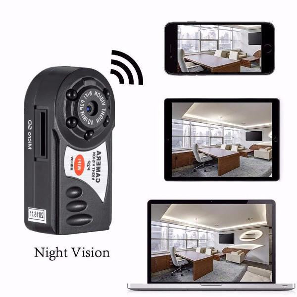Mini WiFi Spy Cam
