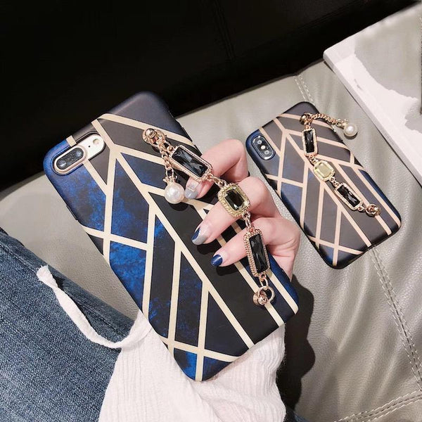 Classy Geometry iPhone Case