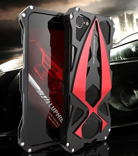 Metal Car Aesthetic Mobile Case