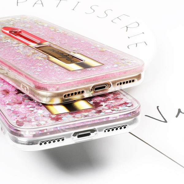 Lipstick Quickstand iPhone Case