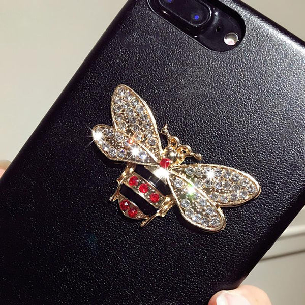 Bee Ring iPhone Case