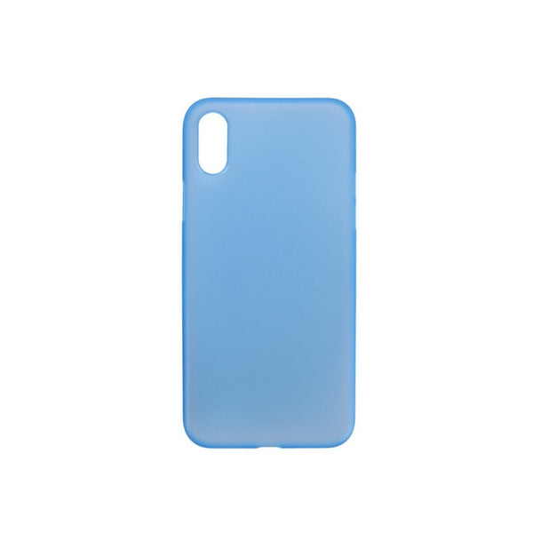 FeatherLite Ultra-Thin Phone Back Cover - iPhone X