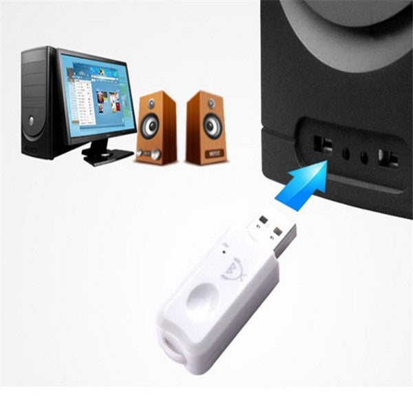 Konex USB Bluetooth Audio Receiver