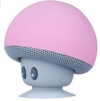 Mushroom Mini Bluetooth Speaker