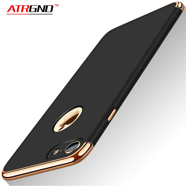 Ultra-Slim Shockproof iPhone Case
