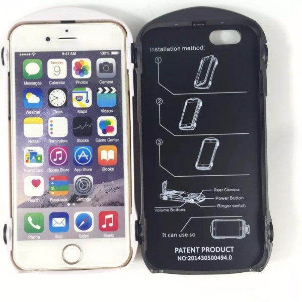 Luxury Muscle Car Mobile Phone Back Cover