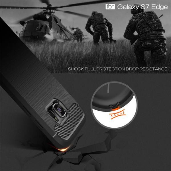 Carbon Fiber Case for Samsung Galaxy