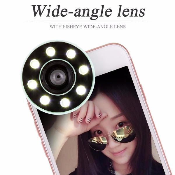 Universal Clip-On Lens