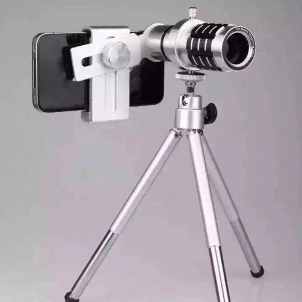Zoom It Tripod