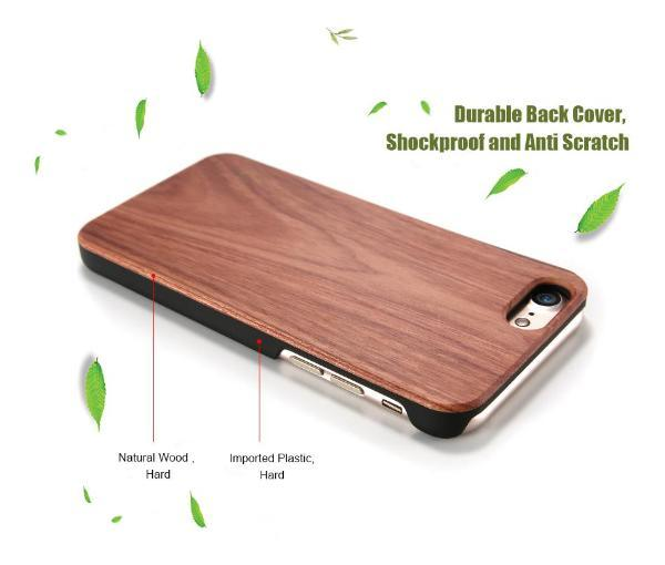 Earthly Wooden Phone Case