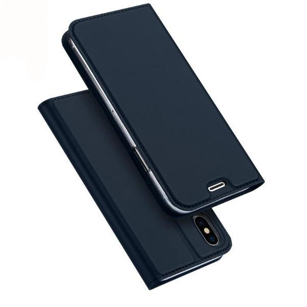 iPhone Flip Leather Case