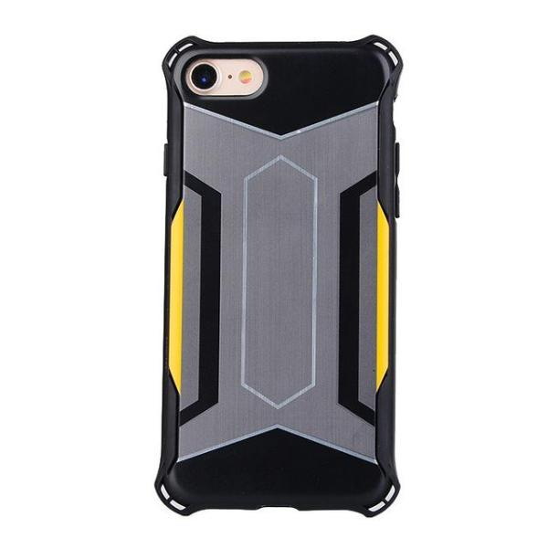 Hybrid Metallic iPhone Armor