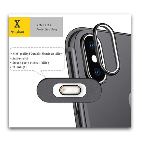 iPhone X Rear Camera Guard Ring