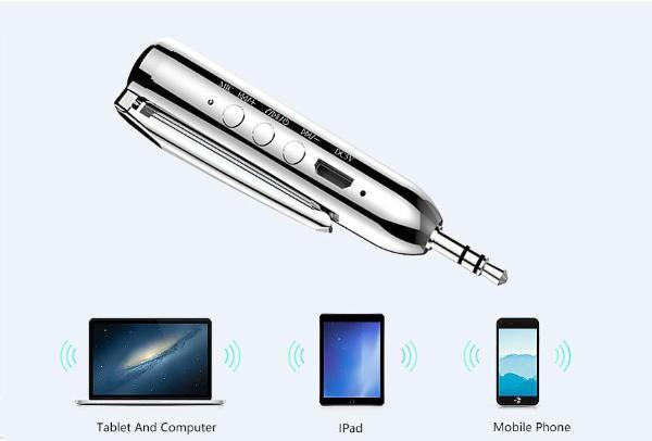The Smart Pen - Make All Your Gadgets Bluetooth-Ready