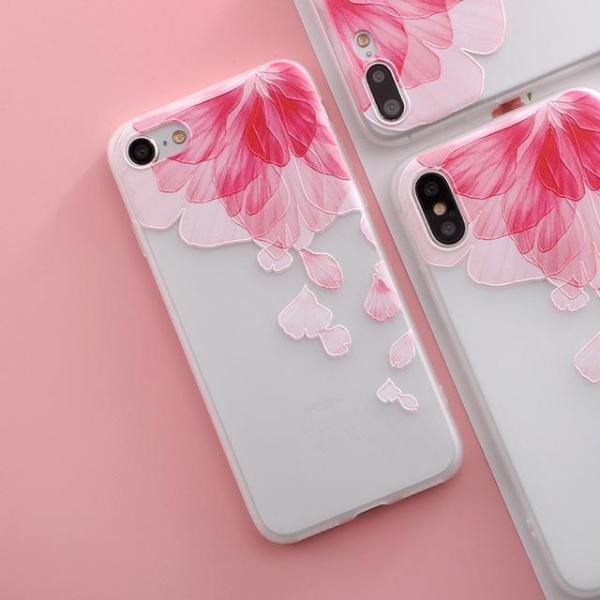 Bloomy Flower iPhone Case