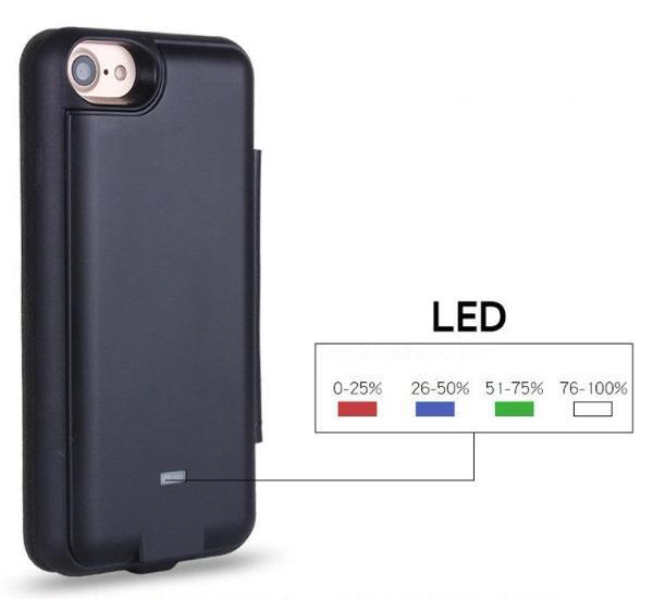 Solar Charging Phone Case for iPhone 6/6S