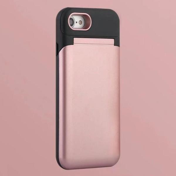 Palette iPhone Case With Mirror