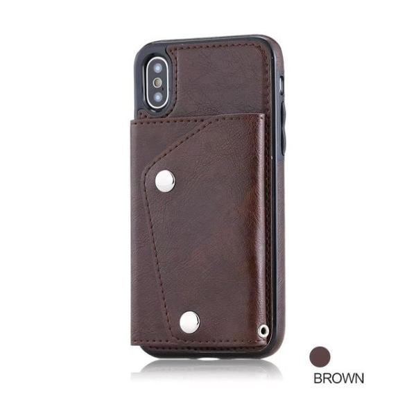 Premium Leather Wallet Case