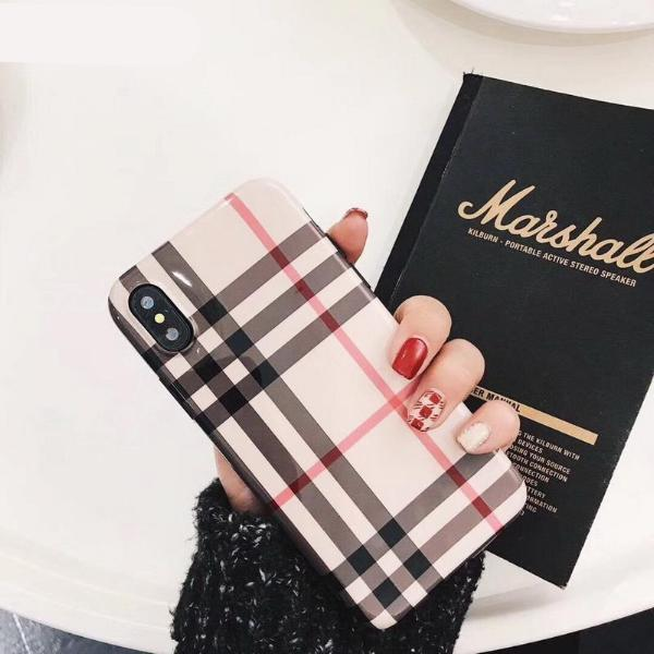 Fancy Checkered Case
