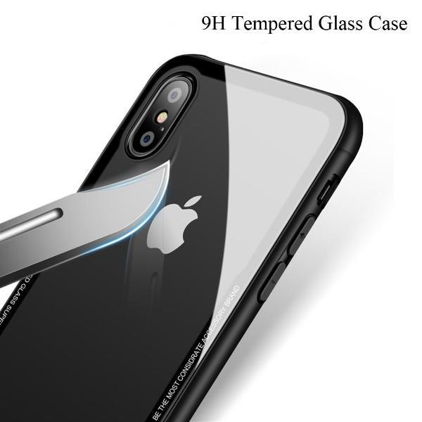 Super Tempered Glass Case