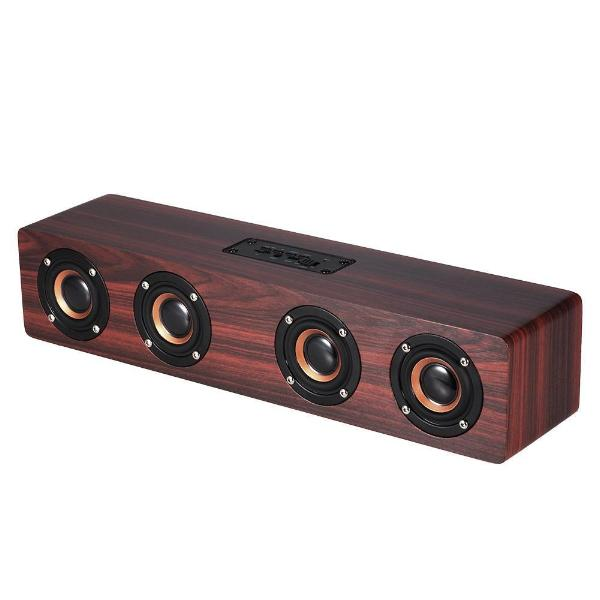 Classic Sound - The Wooden Bluetooth Speaker