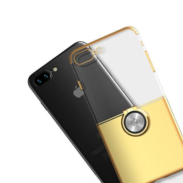 Luxurious Transparent iPhone Case