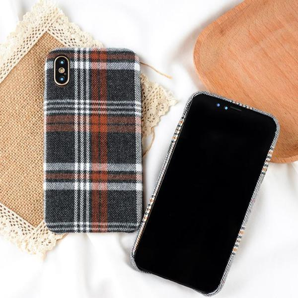 Checker Plaid iPhone Case