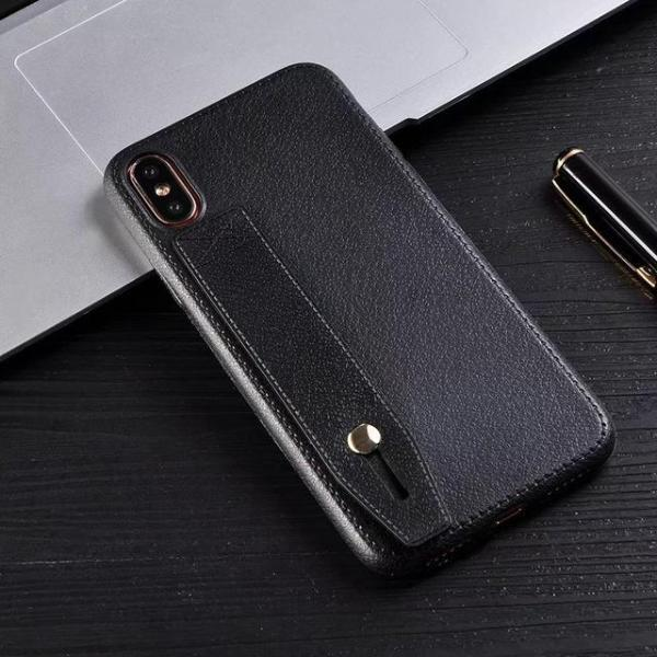 Flexible Hand Holder iPhone Case