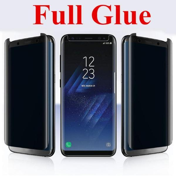 Anti-Spy Tempered Glass for Samsung