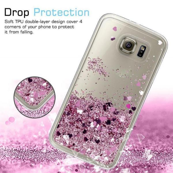 Glittery Diamond Sand Case