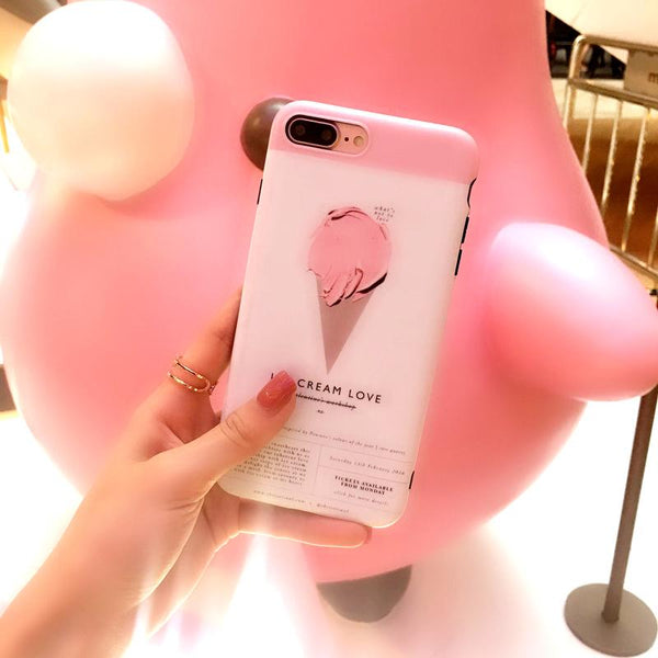 Pastel IceCream Case
