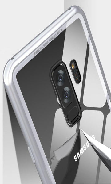 Galaxy Magnetic Metal Absorption Case
